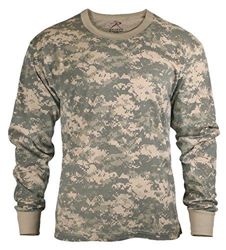 4X – Rothco Long Sleeve T-Shirt ACU Digital Camo – StockyShop c273f281984