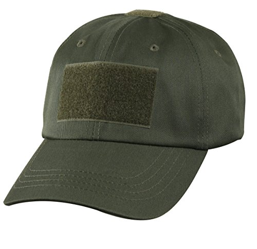 b9a2193edfdb0 Rothco s ball cap style tactical operator hat features reinforced air vent  holes with color matching poly adjustment strap and plastic buckle.