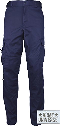 Navy Blue Uniform 9 Pocket Cargo Pants 4ed9269eb53