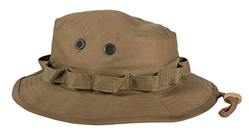 Rothco Boonie Hat Coyote – 7.25 Inch – StockyShop 8d77951e93a