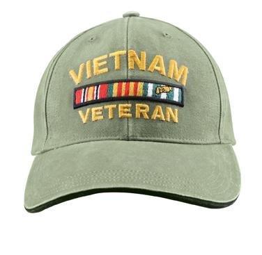 95741478915 The Hat Depot Official Licensed U.S. Military Vietnam Veteran Ribbon ...
