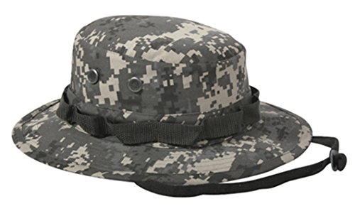 7 Inch – Rothco Boonie Hat Subdued Urban Digital Camo – StockyShop fe95c7d2867