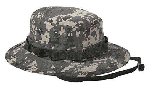 7 Inch – Rothco Boonie Hat Subdued Urban Digital Camo – StockyShop 33b484deb