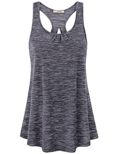 Blue/black To Enjoy High Reputation In The International Market Clothing, Shoes & Accessories Disciplined Tesla Mua05 Baselayer Sleeveless Compression Muscle Tank Top Activewear