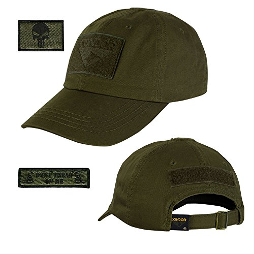 Under Armour Men's Tactical Patch Cap, Coyote Brown 220/Coyote Brown