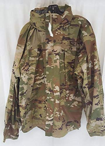acb571bcf0f16 Genuine Military Extreme Cold Weather Level 6 Rain Parka
