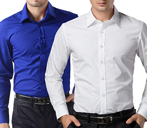 2fc6d31cf51 If you have a lean physique this will fit like it s tailored. Features   button-down shirts